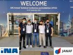 SPE Petrobowl ekipa nakon odličnog rezultata u kvizu znanja posjetila Dubai i sudjelovala na međunarodnoj konferenciji