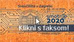 Smotr@ Sveučilišta u Zagrebu ove se godine zbog epidemioloških mjera održava u virtualnom okruženju od 19. do 21. studenoga 2020. pod motom Klikni s faksom!