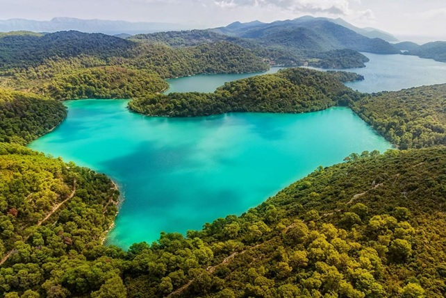 Mljet Lakes – the unique geochemical system in the Mediterranean
