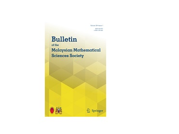 Autor s RGN fakulteta objavio rad u časopisu BULLETIN OF THE MALAYSIAN MATHEMATICAL SCIENCES SOCIETY